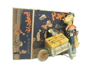 Marx Popeye Express in O/B