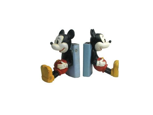 621: Lot of 2 Mickey Mouse C.I. Banks