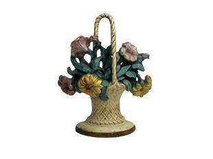 C.I. Flower Pot Doorstop