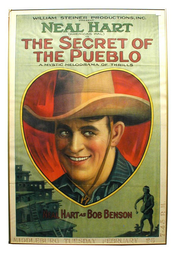 8: Secret of the Pueblo 1-Sheet Movie Poster.