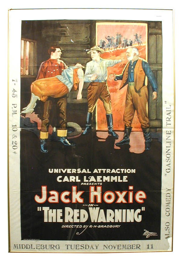 12: The Red Warning 1-Sheet Movie Poster.