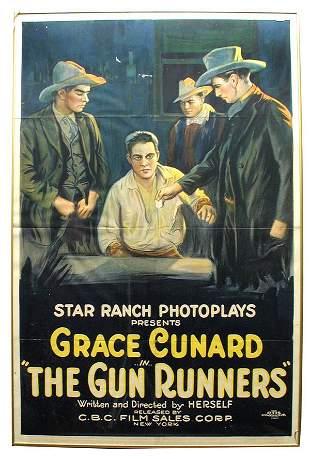 The Gun Runners 1-Sheet Movie Poster.