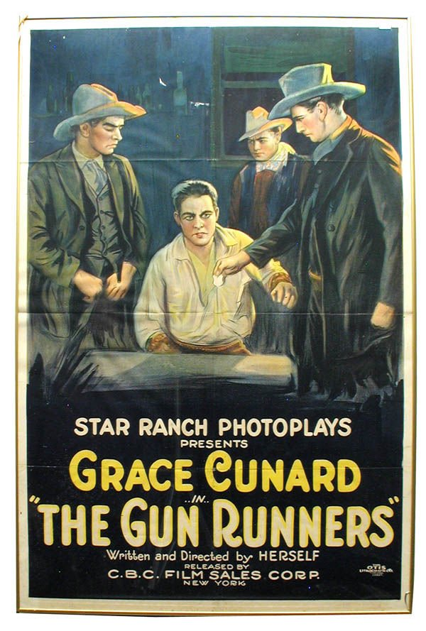 17: The Gun Runners 1-Sheet Movie Poster.