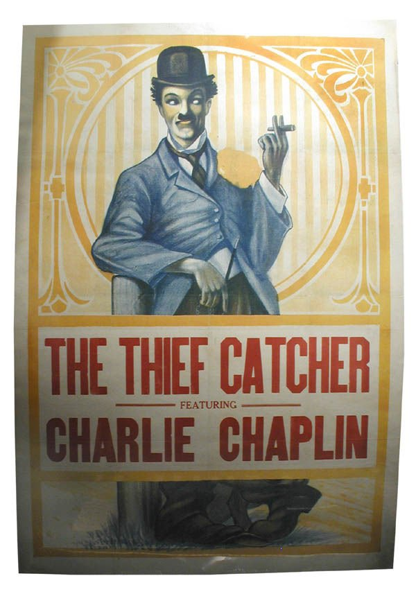 20: The Thief Catcher.