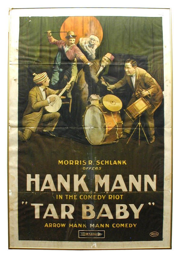23: Tar Baby 1-Sheet Movie Poster.