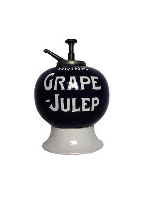 Grape Julep Dispenser.