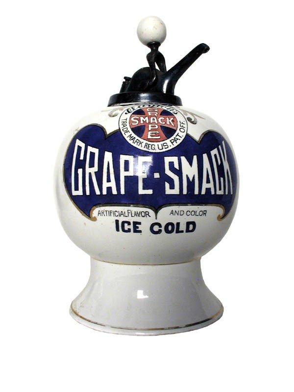 510: Clayton's Grape Smack Dispenser.