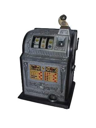5-Cent Mills Operator Bell.