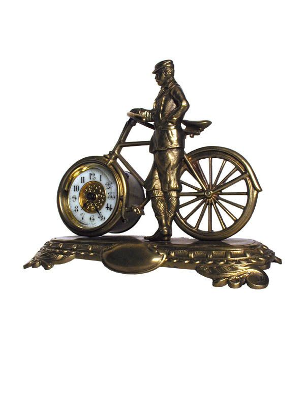 712: Bicycle Clock.