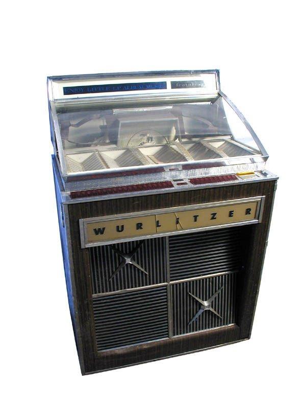 856: Wurlitzer 2900 Jukebox.
