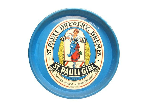 4: St. Pauli Serving Tray.