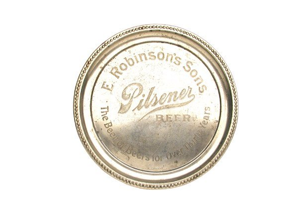 5: Pilsner Serving Tray.
