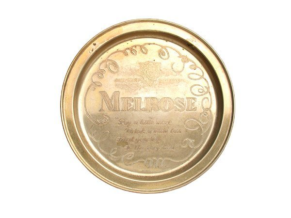 10: Melrose Serving Tray.