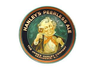 Hanley's Serving Tray.