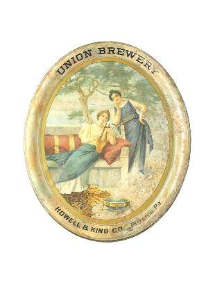 Union Serving Tray.