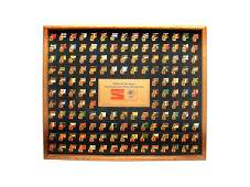 935 84 Coca Cola Olympic Pins