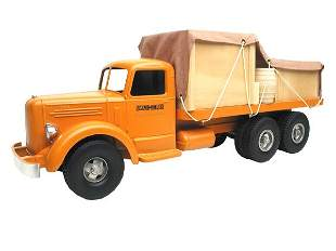 Smith Miller Materials Truck.