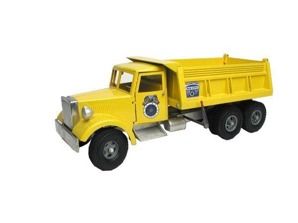 4: Smith Miller MIC Dump Truck.