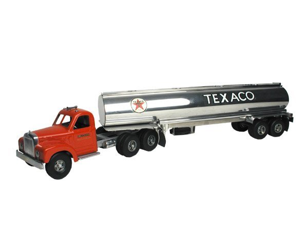 8: Smith Miller Custom Texaco Truck.