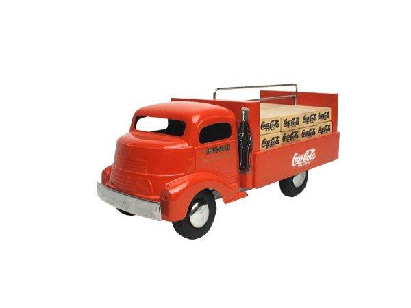 14: Contemporary Smith Miller Cabover Coke Truck.