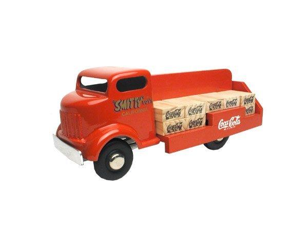 15: Contemporary Smith Miller Coke Truck.