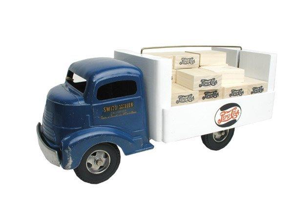 16: Smith Miller Custom Pepsi Truck.