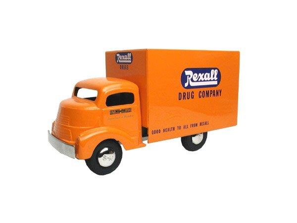 19: Contemporary Smith Miller Cabover Rexall Drug Truck