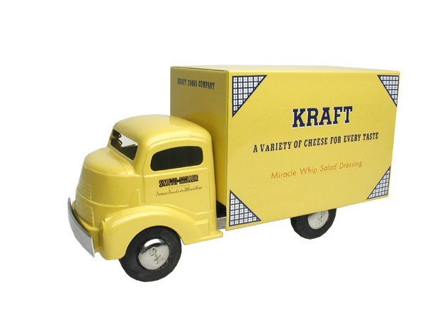 20: Smith Miller Kraft Foods Truck.