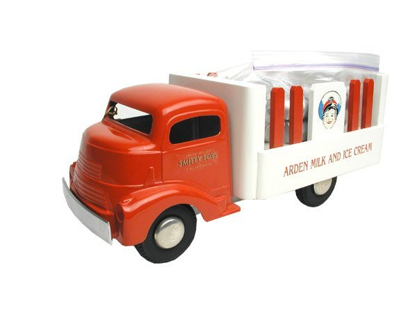 21: Contemporary Smith Miller Arden Milk Truck.