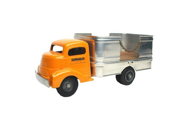 23: Smith Miller Cabover Materials Truck.