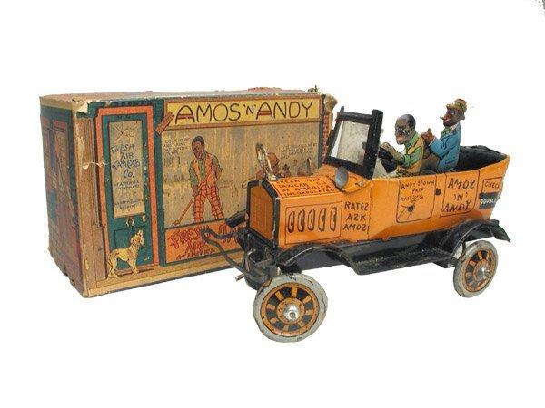 501: Marx Amos & Andy Fresh Air Taxi in O/B.