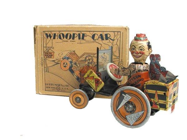 504: Marx Whoopi Car in O/B.