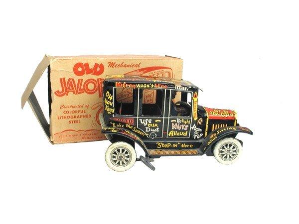 505: Marx Old Jalopy in O/B.