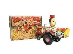 Marx Dagwood the Driver in O/B.