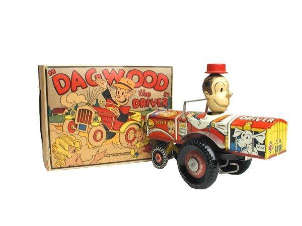 509: Marx Dagwood the Driver in O/B.