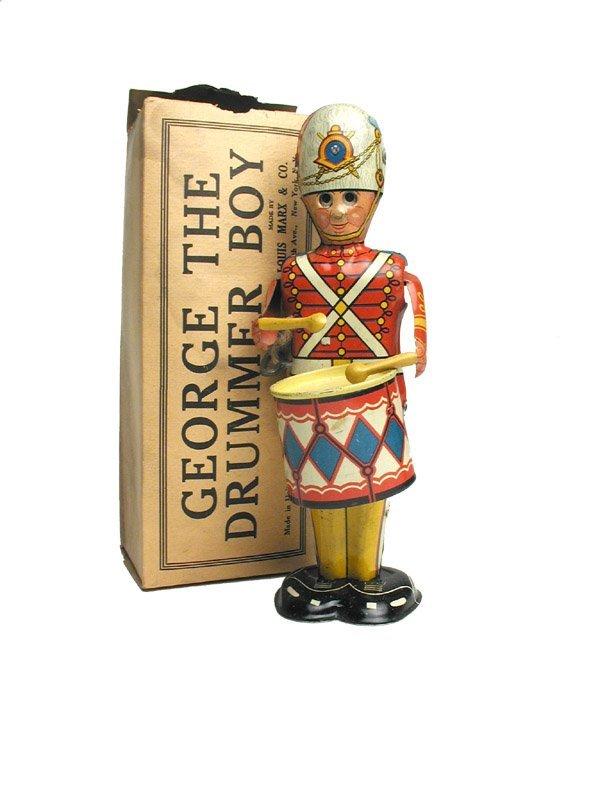512: Marx George The Drummer Boy in O/B.