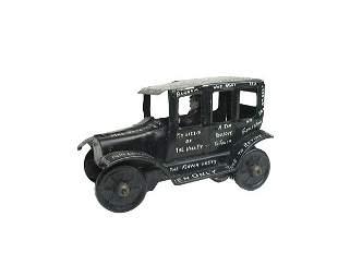 Marx Honeymoon Car.