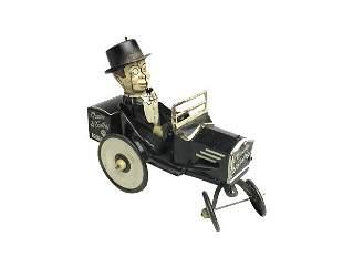 Marx Charlie McCarthy Car.