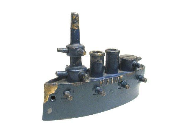 909: Battleship of Maine.
