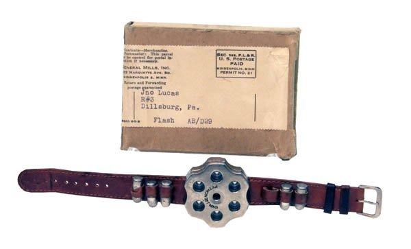 187: Python 357 Magnum Watch and Premium Ring.