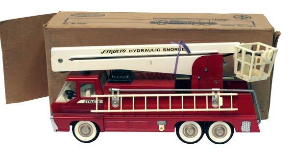 602: Structo Hydraulic Snorkel Truck.
