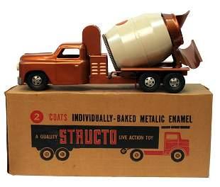 Structo Cement Truck.