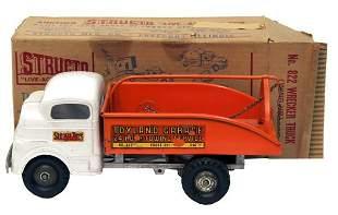 Structo Wrecker Truck.