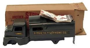 Structo Telephone Truck.