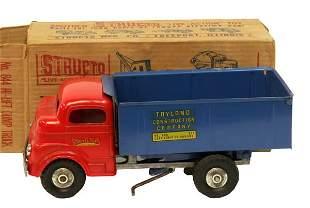 Structo Hi-Lift Dump Truck.