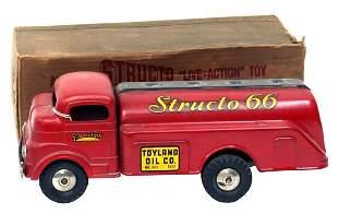 Structo Gasoline Truck.