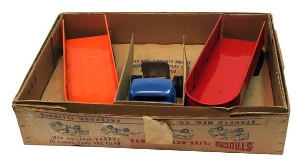616: Structo No. 725 Overland Cargo Boxed Set.