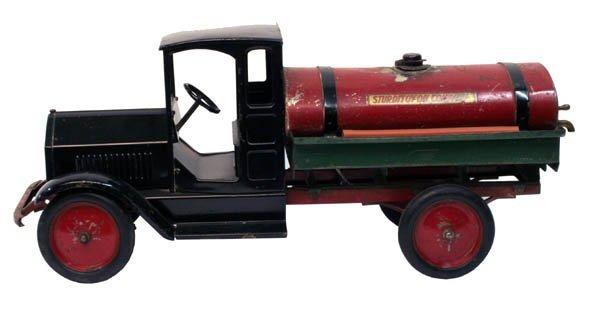 619: Sturditoy Oil Company Tanker.