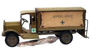 Keystone Packard Ambulance.