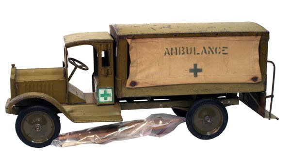620: Keystone Packard Ambulance.